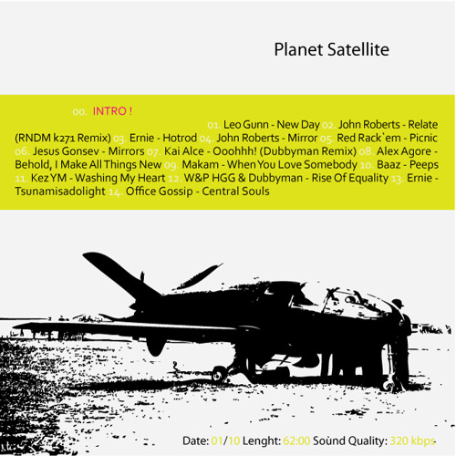 Mi Theaki - Planet Satellite