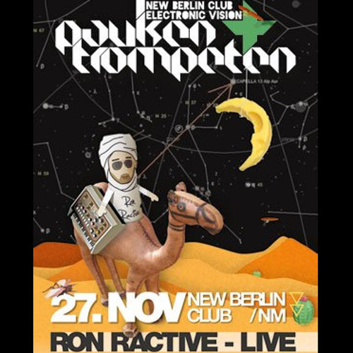 RON RACTIVE-in the mix-NEWBERLIN GERMANY-2010 11 27