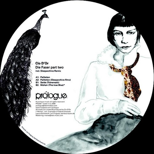Cio D'or - Pailletten (sleeparchive remix)-siberia
