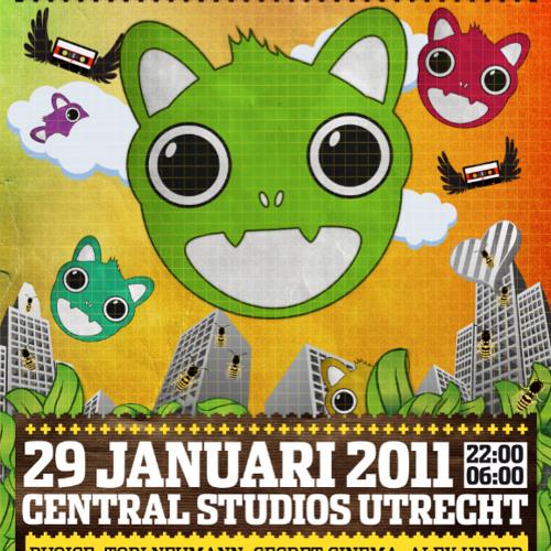 Alex Under @ Soenda Indoor, 29-01-2011