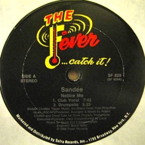 Sandee  -  Notice me (Woody Bianchi Magic Mix)
