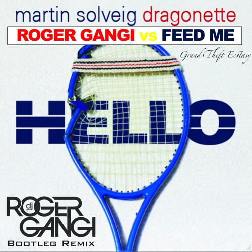 Martin Solveig - Hello (Roger Gangi Bootleg Remix)