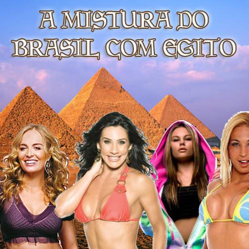 A Mistura do Brasil com Egito