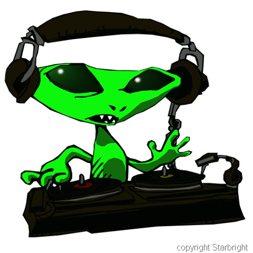 The Secret Life Of An Alien DJ (wav download)