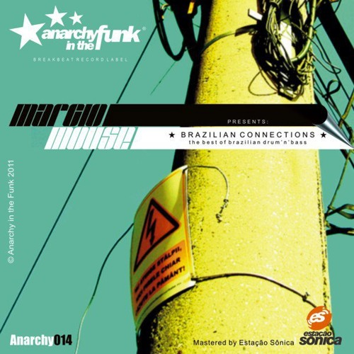 Dj DNS - One in 2010 - On Brazilian Connections By Annarchy in the Funky Recs