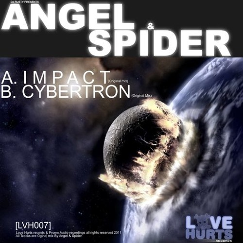 Angel & Spider - Impact (Love Hurts Records 007)