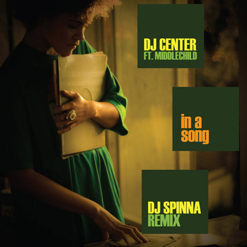 DJ Center - In a Song (DJ Spinna Back From The Future Remix)
