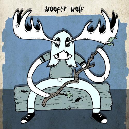 Johnny Cash - Hurt (Woofer Wolf Remix)