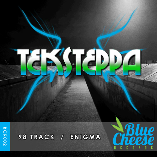 Teksteppa - Enigma (Blue Cheese 002)