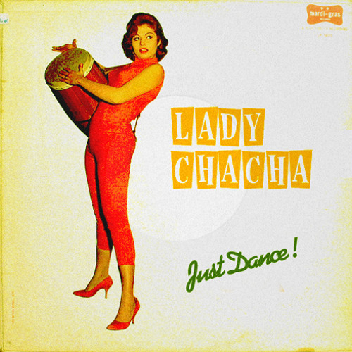 Lady Cha Cha - Just (Latin) Dance !