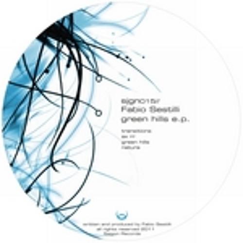 Fabio Sestili - TRANSITIONS - GREEN HILLS EP - SAJGON RECORDS 015