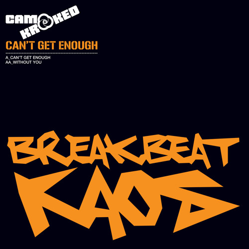 Camo & Krooked - Cant Get Enough