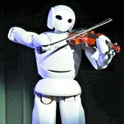 (EYR) - Robot's delicacies