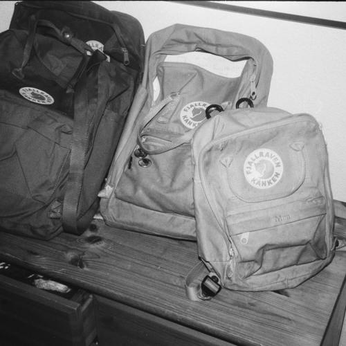 Backpack Superstars (Berlin 1984)