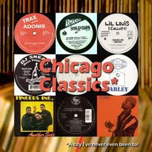 Chicago old school ghetto house classics mix by dj s1kbo1 for Old house music classics