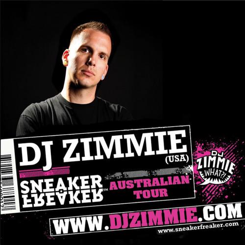 DJ Zimmie X Sneaker Freaker - 2011 Australia Tour Mix
