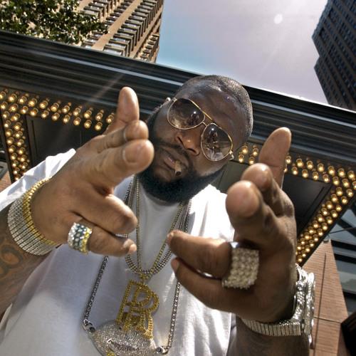 Rick Ro$$ Hu$tlin Fi Dem Dub Plates