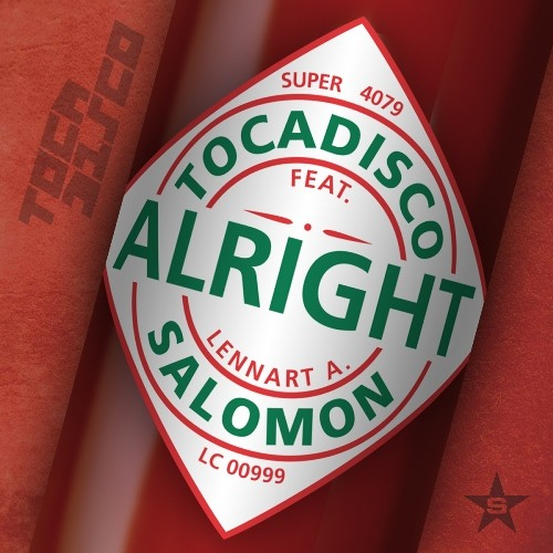 Tocadisco feat. Lennart A. Salomon - Alright (Umek Remix)