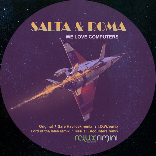 Salta & Roma - We Love Computers (Casual Encounters Remix) [Preview]