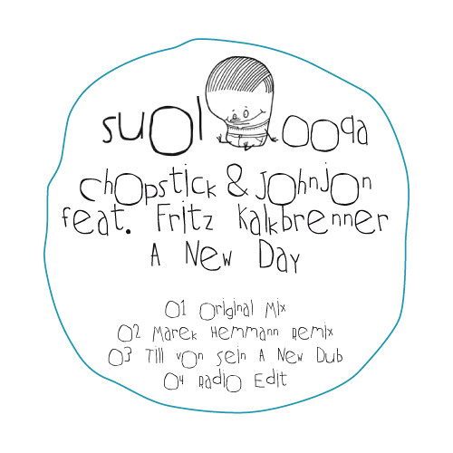 Chopstick & Johnjon - A New Day (Marek Hemmann Remix)