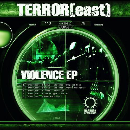 TERROR[EAST] - VIOLENCE EP [DKBD012]