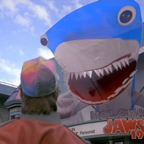 Shark Still Looks Fake
