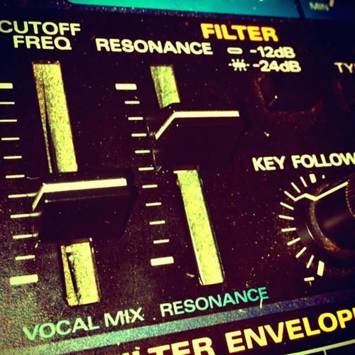 Filter sucker.  Pole Position Recordings, summer '11