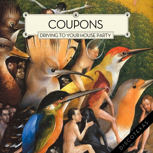 Coupons - Driving To Your House Party (Moullinex and SymbolOne 'Gesso' Remix)