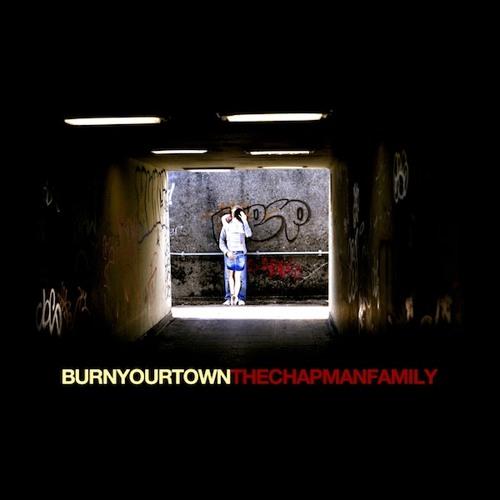 Burn Your Town LP (2011)