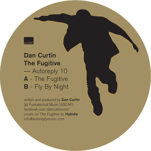 B1 Dan Curtin - Fly By Night - Autoreply Music #10 (preview)