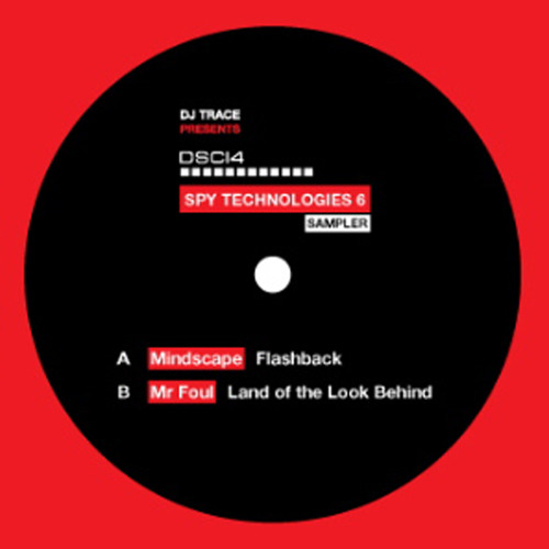 """MR FOUL - LAND OF LOOK BEHIND [Spy Tech 6 - DSCI4 12""""] **OUT NOW**"""