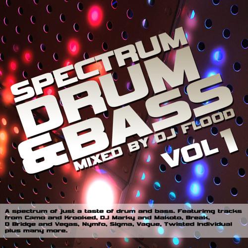"DJ Flood ""Spectrum"" Drum and Bass Mix"