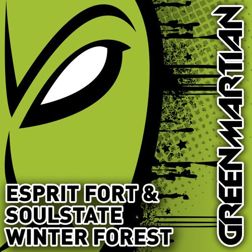Esprit Fort & Soulstate - Winter Forest (Green Martian)