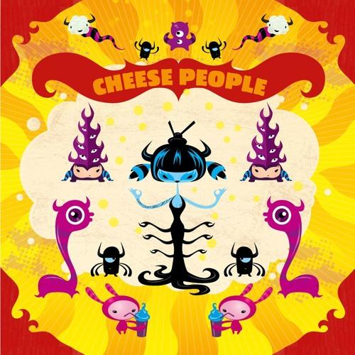 Cheese People (debut CD, 2009)
