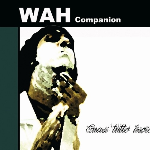 WAH Companion - Stop Talking With Jesus, George