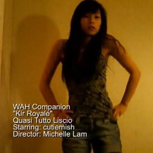 WAH Companion - Kir Royale
