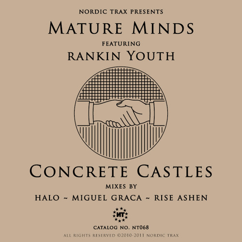NT068 MATURE MINDS Concrete Castles