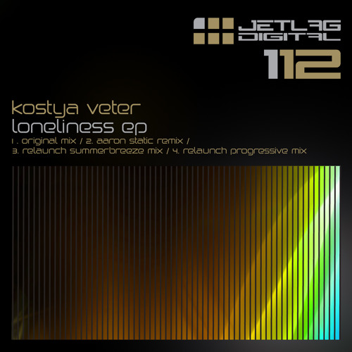 Kostya Veter - The Loneliness (Original mix)