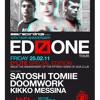 Satoshi Tomiie - SAW.RECORDINGS Edizione Tour @ GOA, Rome 20110225 Roma