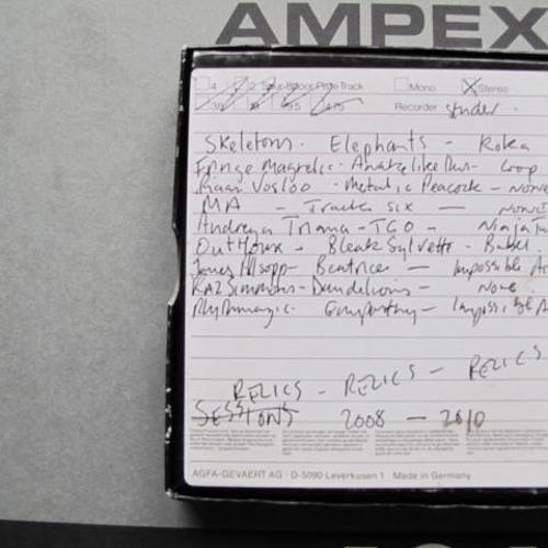 """""""Relics"""" mix by Nostalgia 77"""