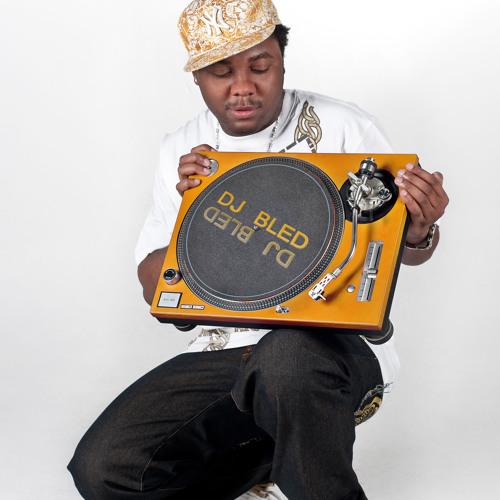 DJ BLED Reggaeton vs. Hip-Hop Music Mix 2011