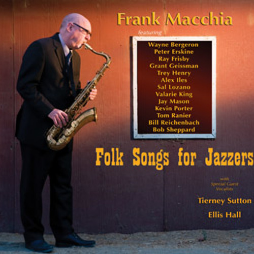 Folk Songs for Jazzers CD