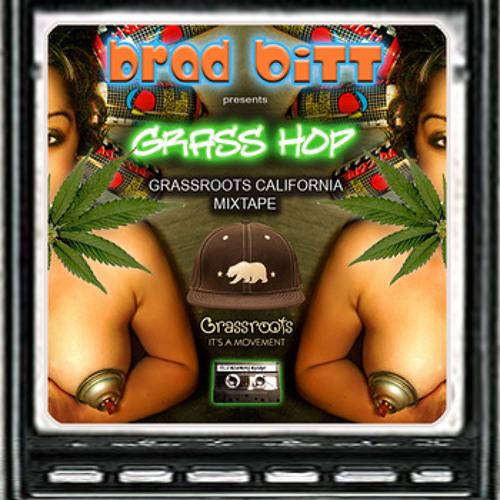 Brad BiTT - GRASS HOP (Grassroots California Mixtape)