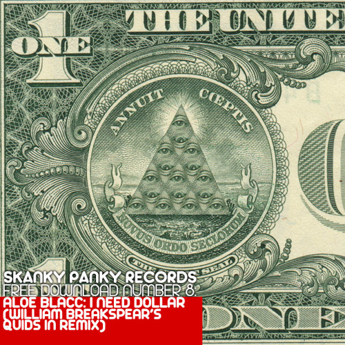 SPRF008 - Aloe Blacc - I Need A Dollar (William Breakspear's Quids In Remix)