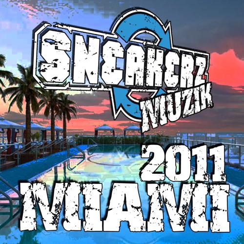 Glazersound - Jazz all night  [Sneakerz Muzik Miami 2011] @WMC Miami 2011