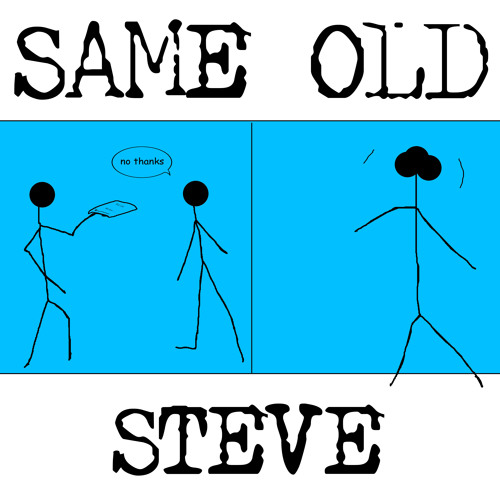 Same Old Steve - No Thanks e.p