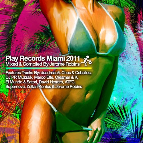 deadmau5 - Dr Funkenstein (Zoltan Kontes & Jerome Robins Stripped Mix)