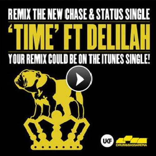 Time (O-Noise Remix) - Chase & Status feat Delilah