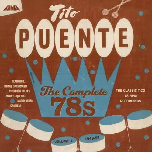 Tito Puente - Hit the Bongos (Crazy Avenue mix)