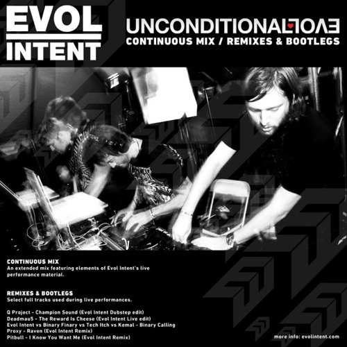 UNCONDITIONAL EVOL 2009 MIX